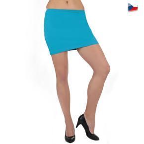 Krátka modrá sukňa Ashly