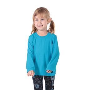 Tričko dlhý rukáv Marlen tmavo modré od 98-116