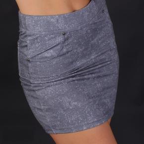 Atraktívny sukne Brenda šedá
