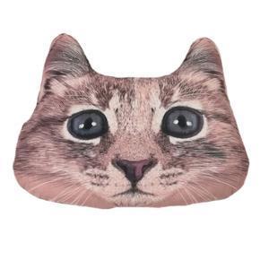 Nadýchaný polštář kočka Rozarka