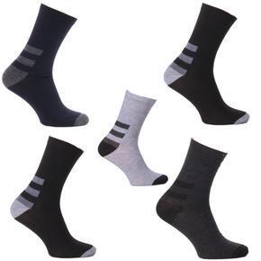 Vysoké pánské ponožky René 5 párů