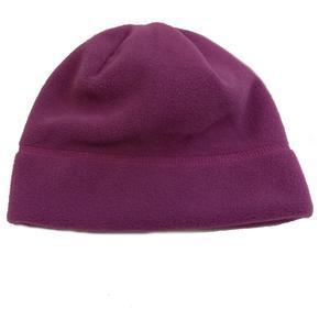 Dětská zimní čepice Hugo fialová