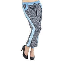 Dámské květované kalhoty Samuela