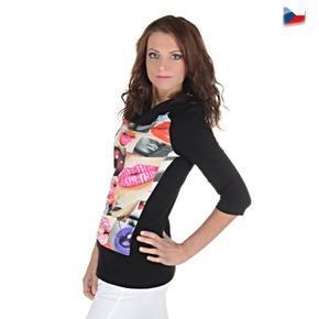 Moderné tričko Kaily
