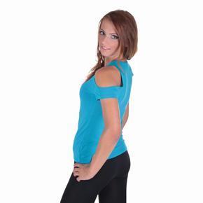 Atraktívne modré tričko Martin
