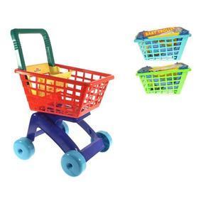 Dětský nákupní vozík Robin