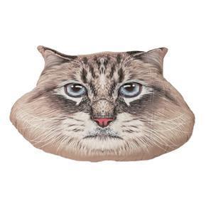 Nadýchaný polštář kočka Megi