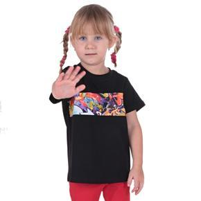 Detské tričko s grafity Lucie od 122-146