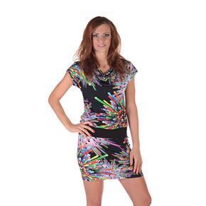 Žiarivé letné šaty Paprsek