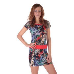 Farebné letné šaty Aila