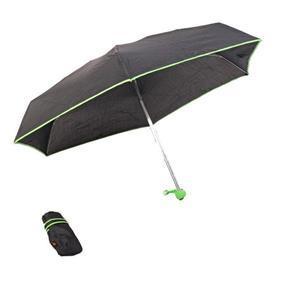 Skladací mini dáždnik Marko zelený