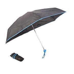 Skladací mini dáždnik Marko modrý