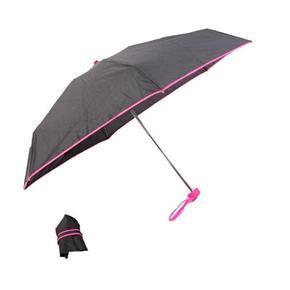 Skladací mini dáždnik Marko růžový