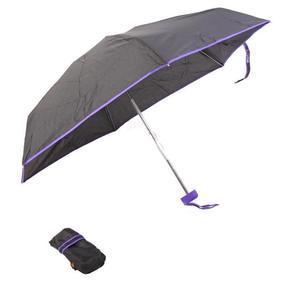 Skladací mini dáždnik Marko fialový