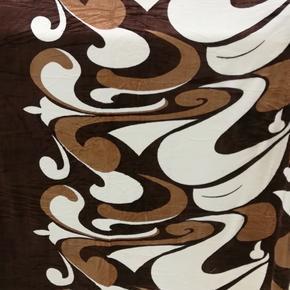 Hřejivá deka Vivien 200 x 230 hnědá