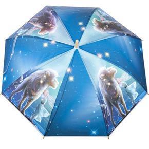 Deštník se znamením zvěrokruhu Lva