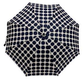 Skladací mini dáždnik Puntík tmavě modrý