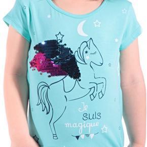 Detské meniace tričko Hors
