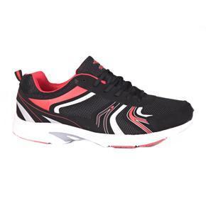 Pánské nadměrné botasky Felix černočervené