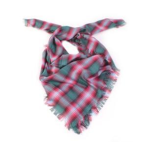 Jarní šátek Megan zelený