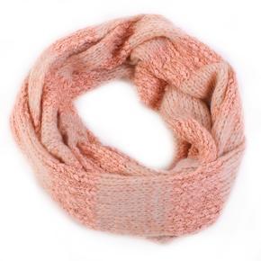 Elegantní růžový šátek Lada