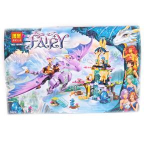 Stavebnice kostek Fairy s drakem Avatar
