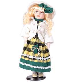 DOLL porcelánová panenka Franciska 40 cm