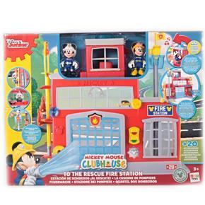 Mickyho hasičská stanice Tomas