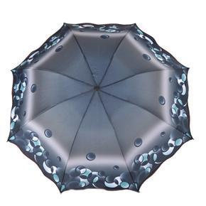 Skládací dámský deštník Jenifer modrý