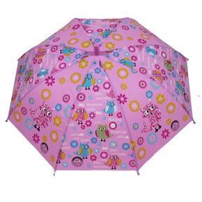 Dětský vystřelovací deštník Anabela sv. růžový