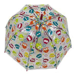 Dětský vystřelovací deštník Regina červený
