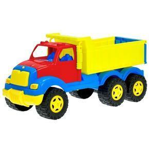 Velké nákladní auto sklápěčka Lukas