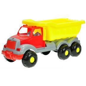 Velké nákladní auto sklápěčka Tedy