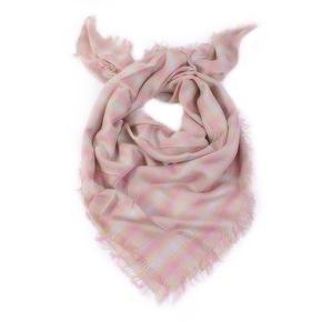 Levný jarní šátek Katie béžový