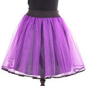 Tutu dámská sukně Marta fialová