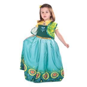 Karnevalový kostým princezna Anna