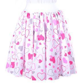 Dámská kolová sukně Burket Love