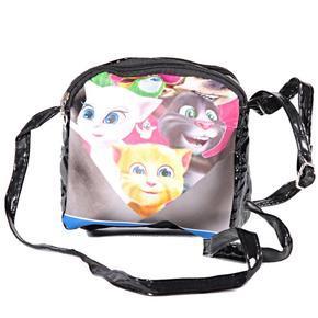 Dívčí moderní kabelka Cats