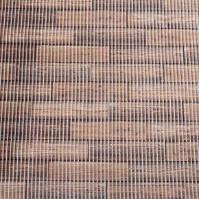 Gumová koupelnová rohož 65cm Dřevo