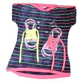 Dívčí tričko s potiskem Tomy