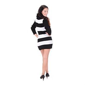Luxusní bílý pulovr Tereza s rolákem