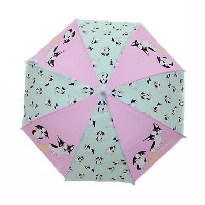 Vystřelovací deštník Maxík zelený - 1