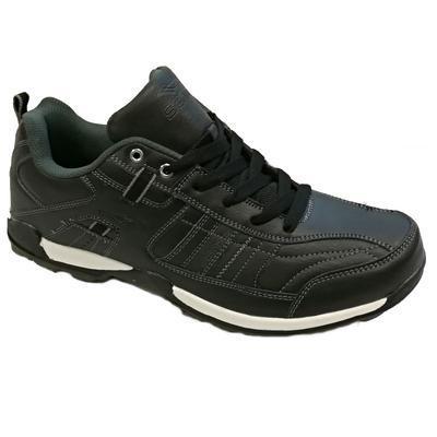 Pánské koženkové nadměrné boty Marian