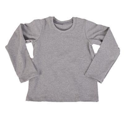 Melírované tričko Marlen tmavě šedé od 98-116