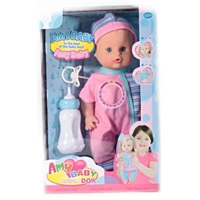 Funkční malé miminko Amy - 1