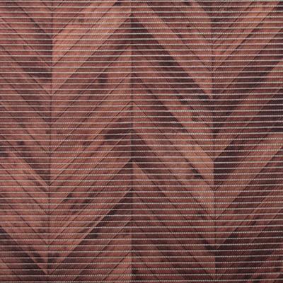 Gumová kúpeľňové rohože 65cm Parkety - 1