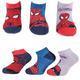 Klučičí nízké ponožky Spider-Man P8b - 1/3
