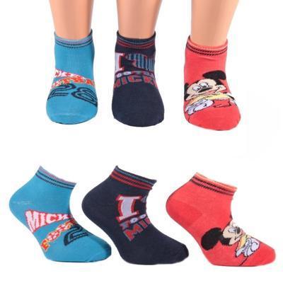 Dětské kotníkové ponožky Mickey Mause P5a - 1