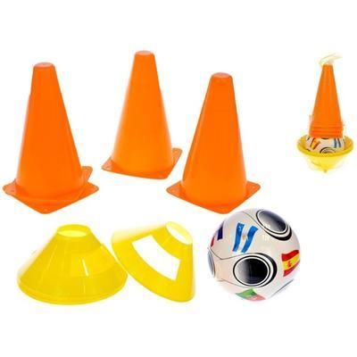 Fotbalové kužely s míčem18cm Messi