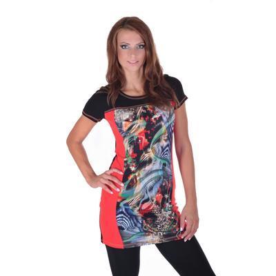Pestré letné šaty Enya - 1